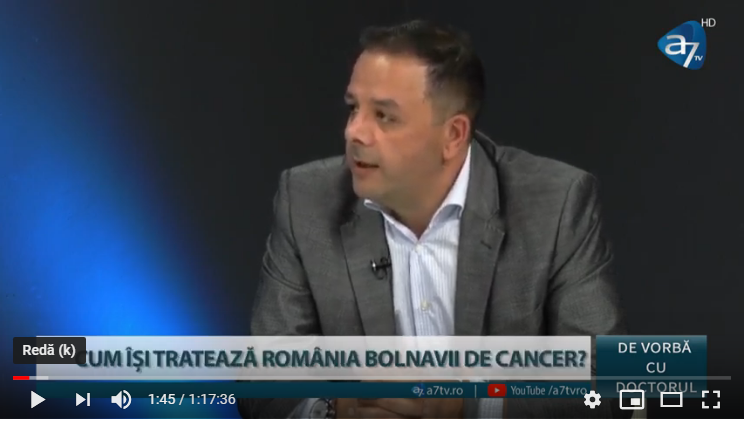 Radioterapia în Romania